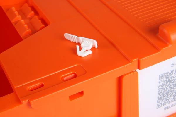 Optimale Sicherheit bei unseren Lagerboxen
