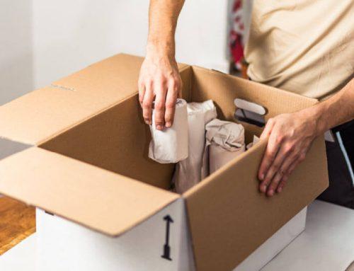 6 Profi-Tipps zur richtigen Verpackung von zerbrechlichen Gütern