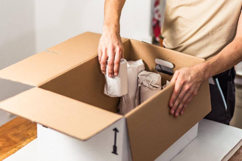 Verpackungstipps beim Lagerraum mieten