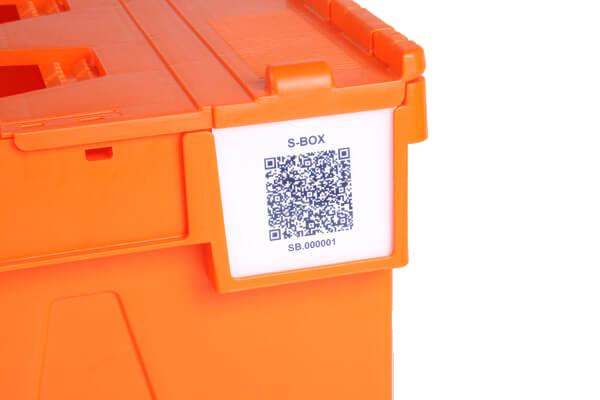 Lagerboxen: optimale Sicherheit durch QR-Code-Verschlüsselung