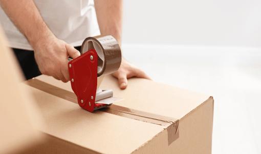 Lagerraum mieten und Einpackservice