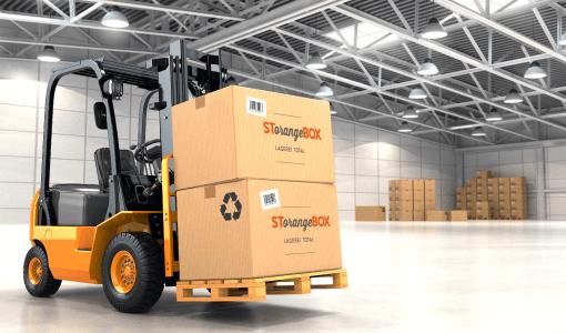 Lagerraum mieten: günstig per Volumen bei StorangeBOX