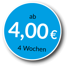 Lagerbox mieten schon ab 4 Euro