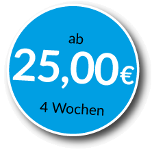 Möbel einlagern schon ab 25 Euro