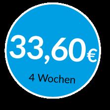 Motorrad einlagern für 33,60 Euro