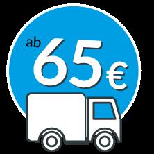 Lagerraum mieten: Transport schon ab 65 Euro