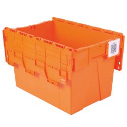 S-Box: Umzugskarton aus Hartplastik