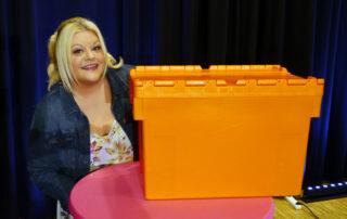 Tine Wittler empfiehlt StorangeBOX